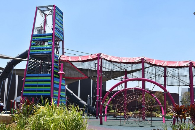 Best Playgrounds-Brisbane-Orion-Mega