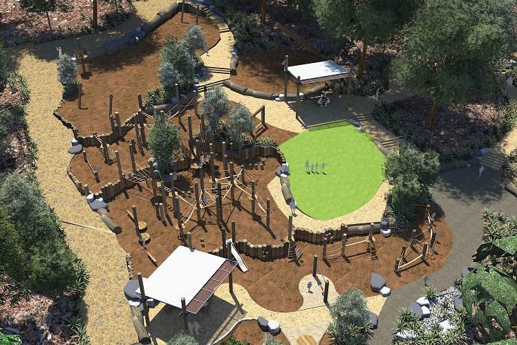 Best Playgrounds-Melbourne-VALLEY RESERVE