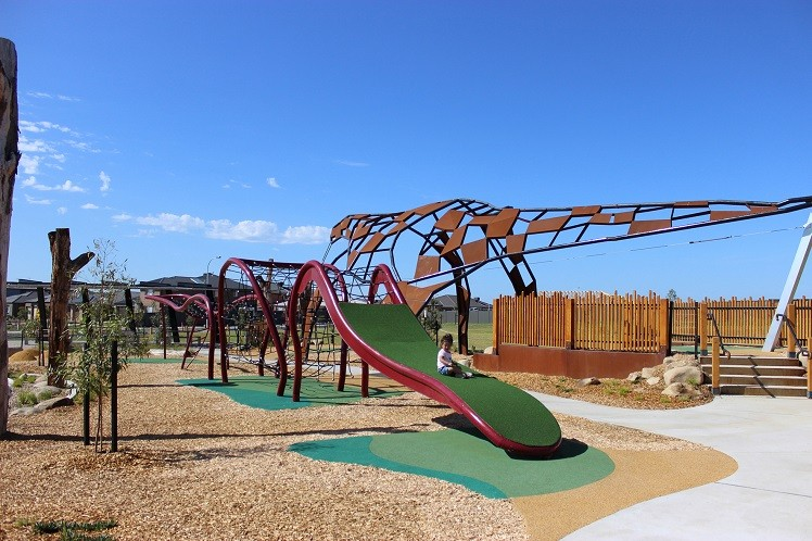 Best-Playgrounds-Melbourne-VIC-MegaSauraus-playground