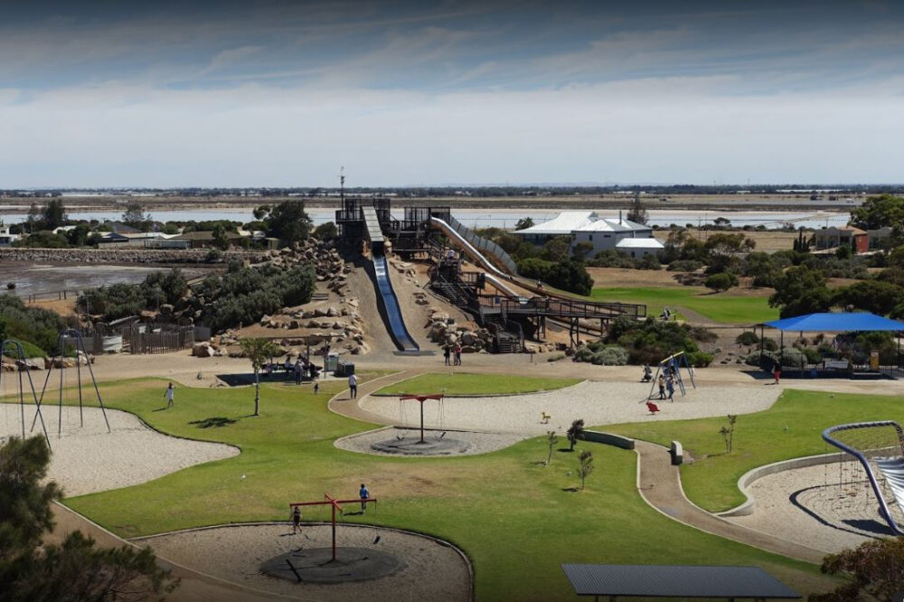 Australia's Best Playgrounds