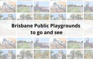 Brisbane playgrounds build