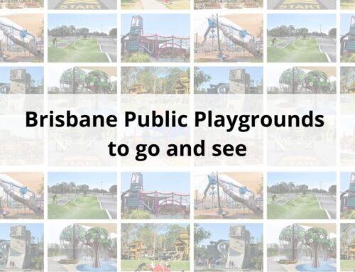 Great Brisbane Playgrounds