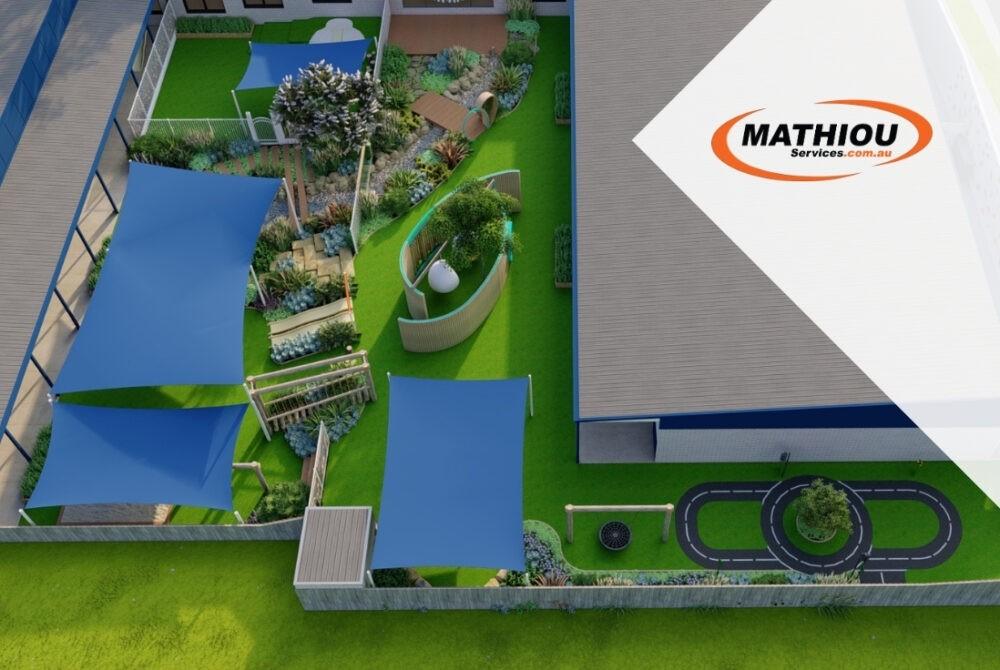 Mathiou Services - 3D Concept examples
