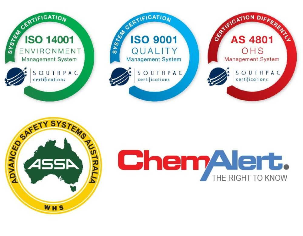 Mathiou Services Accreditations