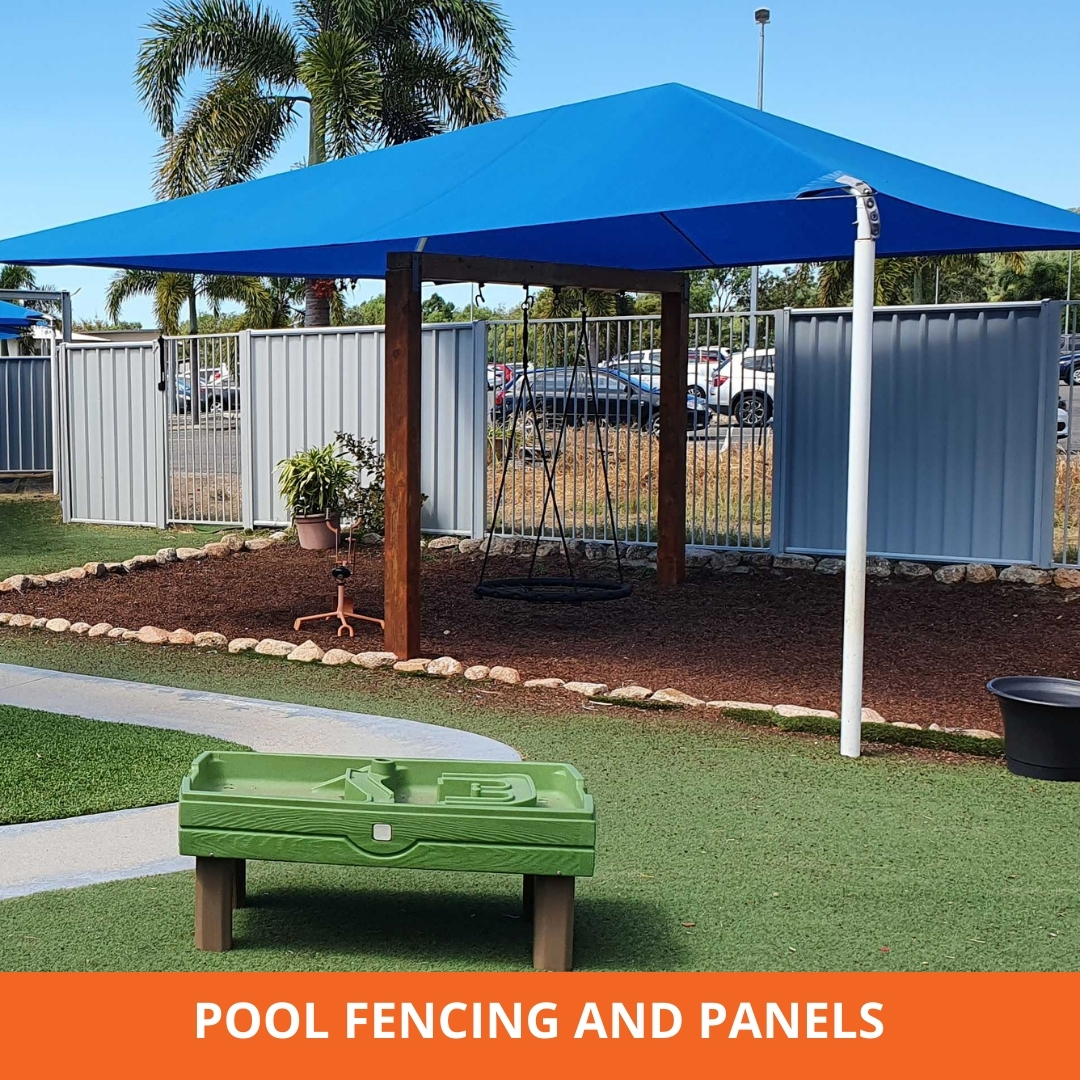 POOL Fencing AND PANELS