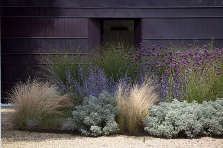 planting-by colour pallet