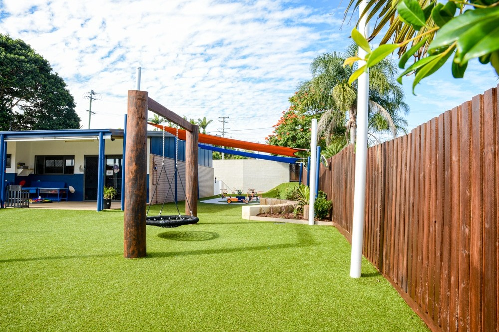 fencing and playground equipment