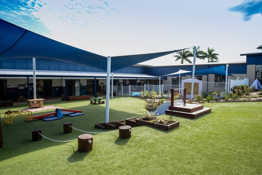 playground build in QLD
