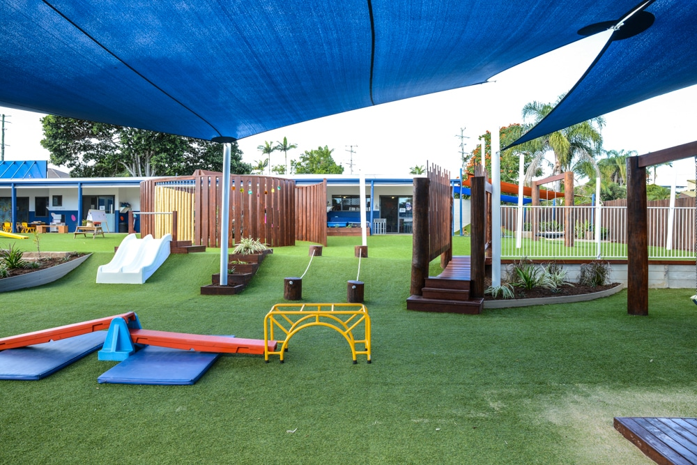 Playground Renovations in Queensland