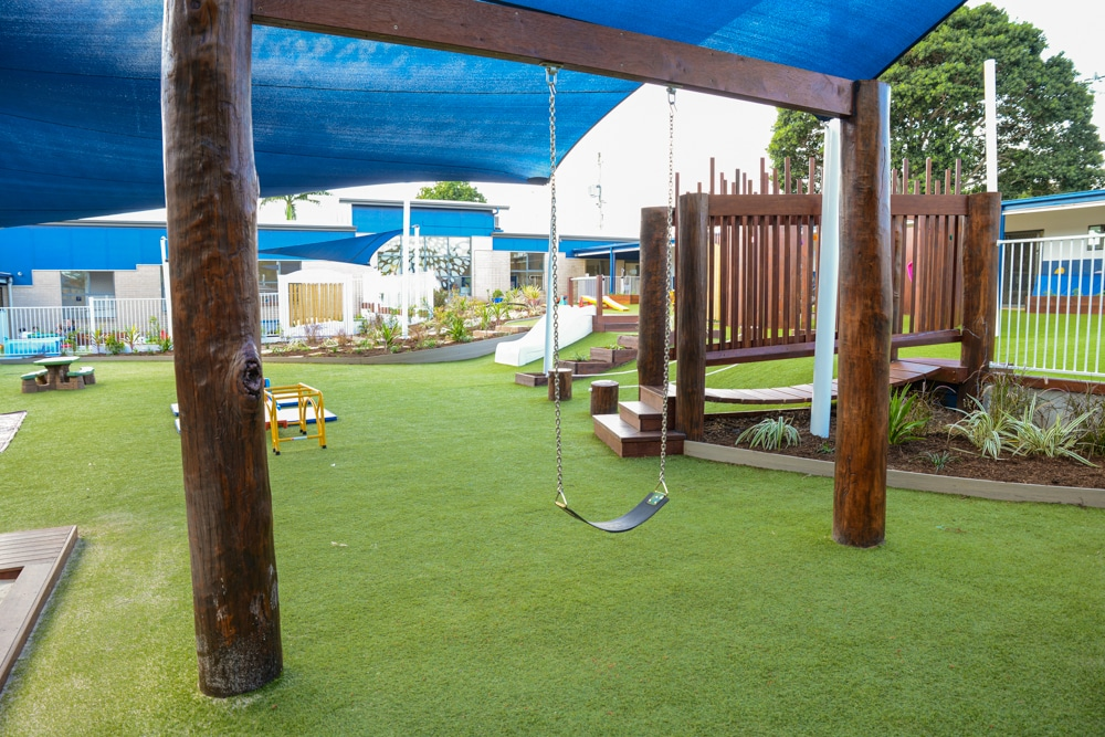 Eight Mile Plains Playground Renovation