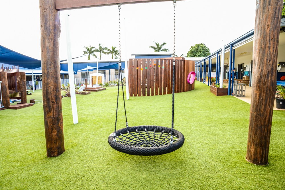 Playground Renovations and custom timber structure