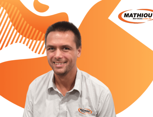Anders HR Internship with Mathiou Services