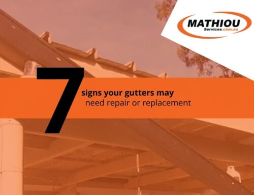 How to tell if your gutters need a repair or replacement