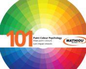Paint Colour Psychology- how paint colour impacts moods