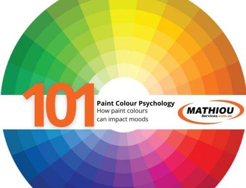 Paint Colour Psychology