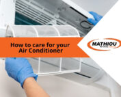 How to care for your Air Conditioner- with sevicing